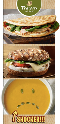 New Fall Picks (and Skips) at Panera Bread!