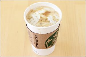 Starbucks' Salted Caramel Mocha