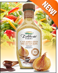 Bolthouse Farms Caramelized Sweet Onion Yogurt Dressing