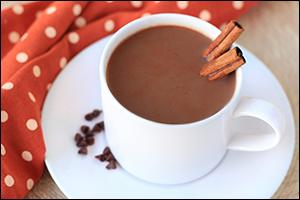 Hungry Girl's Mmmm-Mmmm Mexican Hot Chocolate