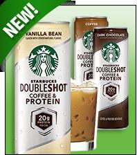 Starbucks Doubleshot Protein Coffee