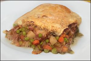 Beef Pot Pie, Average