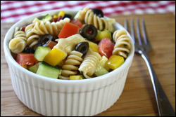 HG's Picnic-Perfect Pasta Salad