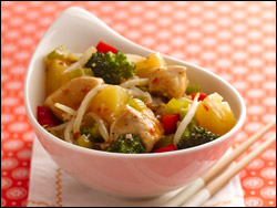 HG's Sweet & Sour Chicken 1-2-3