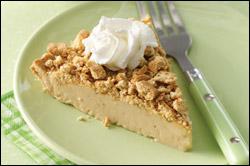 HG's Freezy Downside-Up PB Dream Pie