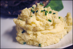 Garlic Mashed Potatoes, Average