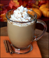 HG's Hungry Spice Girl Pumpkin Latte