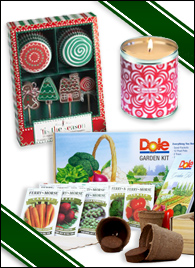 Cupcake Accessories, Candles & Veggie Crops!