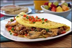 HG's Alternate Ultimate Omelette