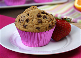 HG's Yippee Chippee Chocolate Chip Muffin