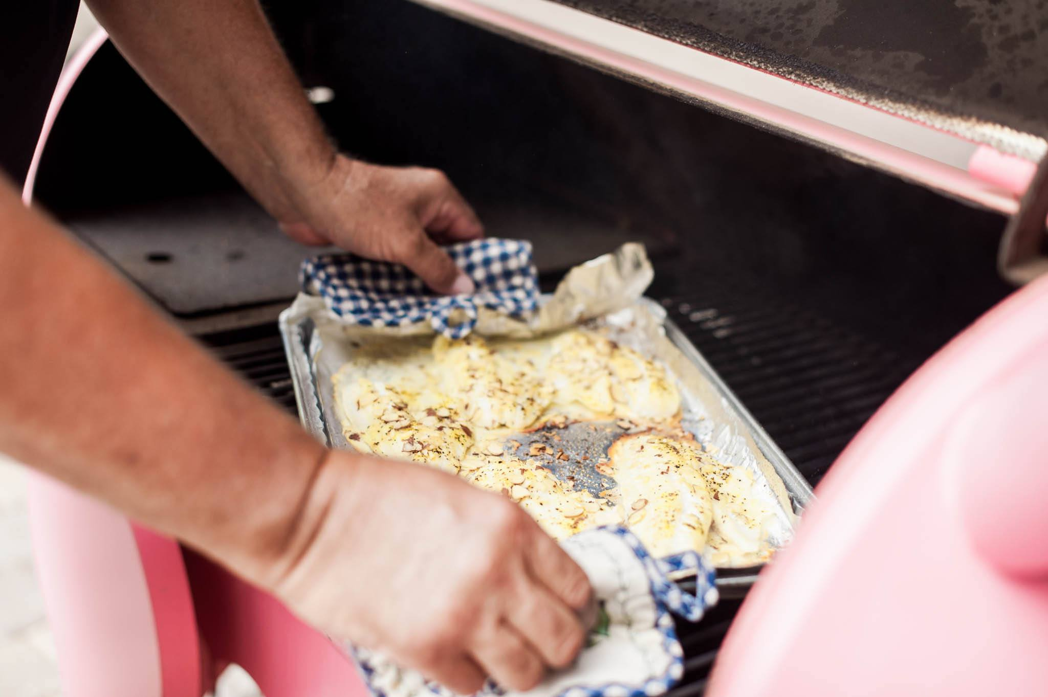 Farmer Paul S Grilled Walleye Hungry For Truth