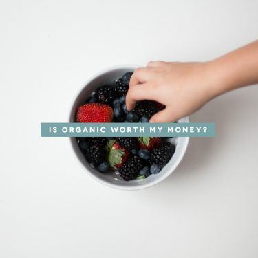 Is organic worth my money?