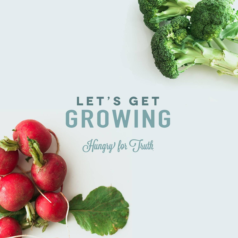 Let's Get Growing