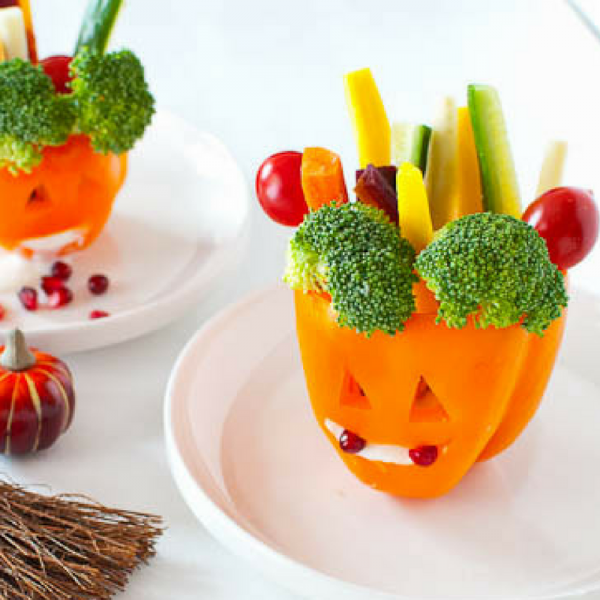 Hungry for Truth Halloween Snacks