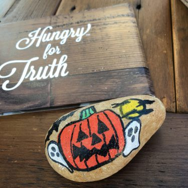 Hungry for Truth at the Great Pumpkin Festival