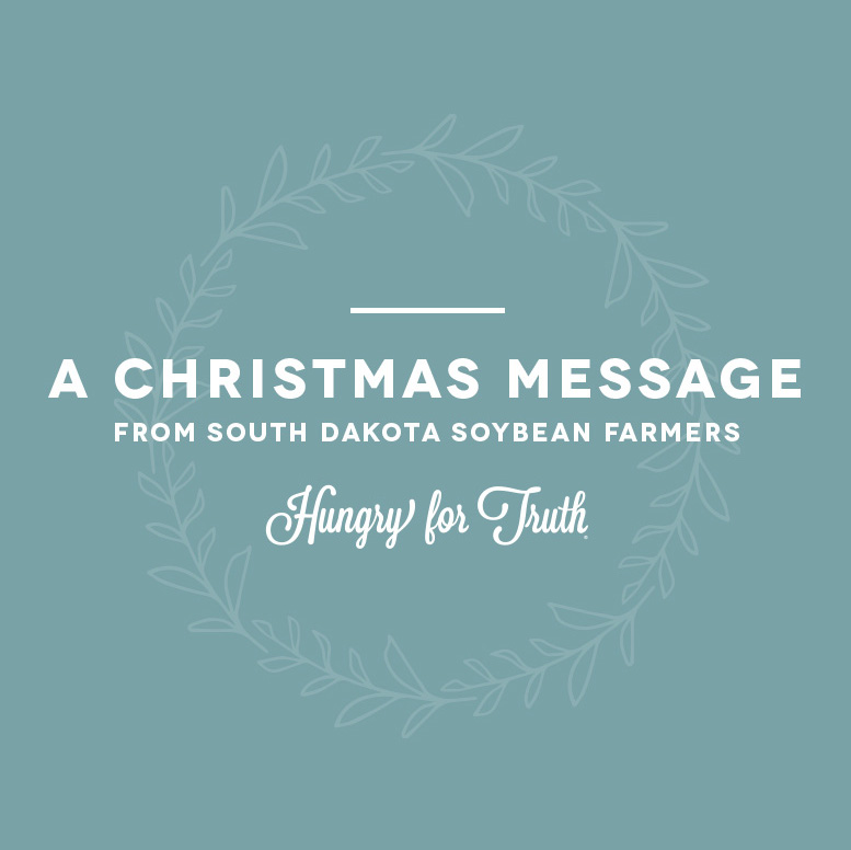 A Christmas Message from South Dakota Farm Families