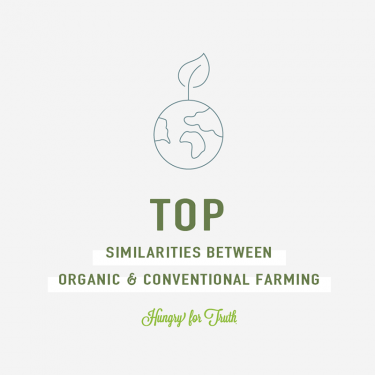 Hungry for Truth SD Top Similarities Between Organic and Conventional Farming