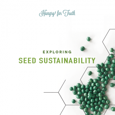 Hungry for Truth Seed Sustainability