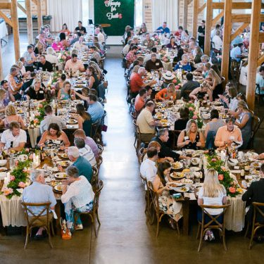 Hungry for Truth Farm to Fork Dinner 2018