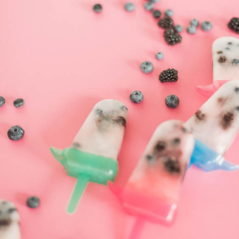 Hungry for Truth Berry Lemonade Popsicle Recipe