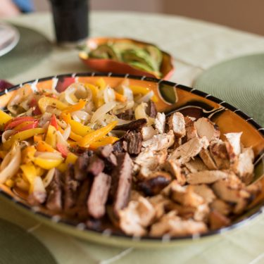 Healthy and Quick Homemade Fajitas with the McCranie Farm Family and Hungry for Truth