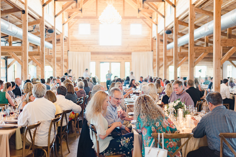 The 2019 Hungry for Truth Farm to Fork Dinner was held at the Country Orchard Meadow Barn near Harrisburg, South Dakota.