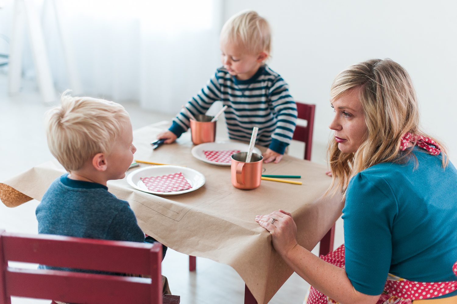 what to feed your kids while home schooled