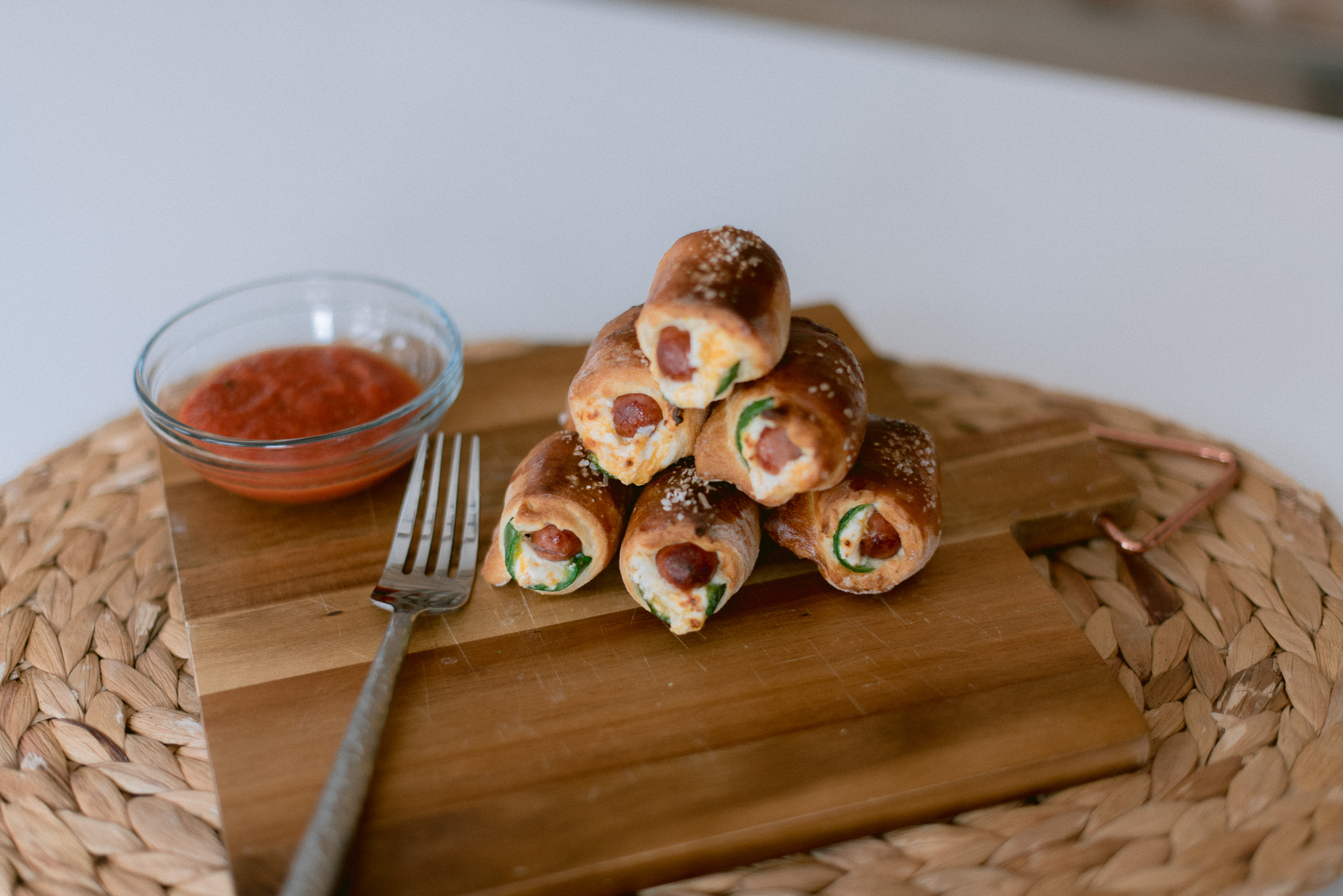 Pigs in a Blanket for Game Day