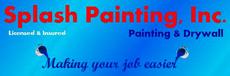 Website for Splash Painting, Inc