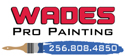 Website for Wades Pro Painting