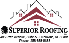 Website for Superior Roofing, LLC
