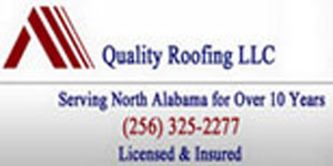 Website for Quality Roofing LLC