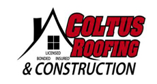 Website for Coltus Roofing