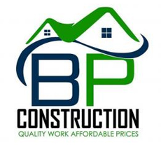 Website for B.P. Construction