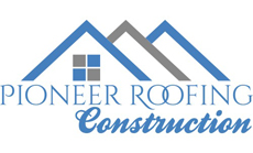 Website for Pioneer Roofing, Inc.