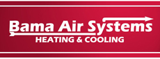 Website for Bama Air Systems Mechanical Contractor, Inc.