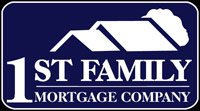 Website for 1st Family Mortgage Company, LLC