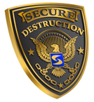 Website for Secure Destruction Service