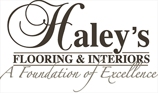 Website for Haley's Flooring & Interiors