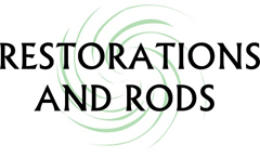 Website for Restorations and Rods, Inc