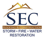 Website for SEC Roofing & Construction