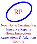 Website for RP Enterprises, Inc.