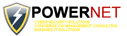 Website for POWERNET America, Inc.