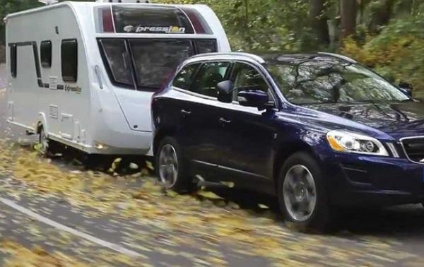 Auto huren voor caravan