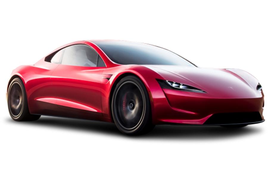tesla roadster nieuw model