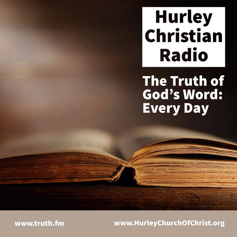 Listen to Hurley Christian Radio Today!