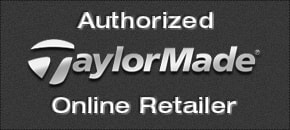 Hurricane Golf is proud to be an Authorized TaylorMade Golf retailer