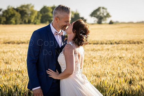 Tracey and Dan Wedding 30-06-18