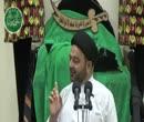 Maulana Syed Muhammad Ali Naqvi Ramzan Dars – 29th Shaban 1436 – Urdu