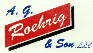 A.G.ROEHRIG AND SON LLC
